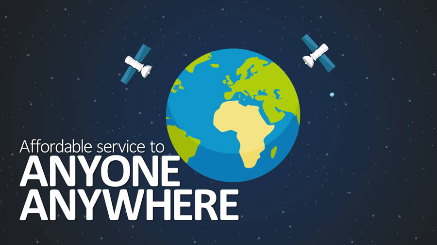 Sky and Space Global's Initial Satellite Customer Boost