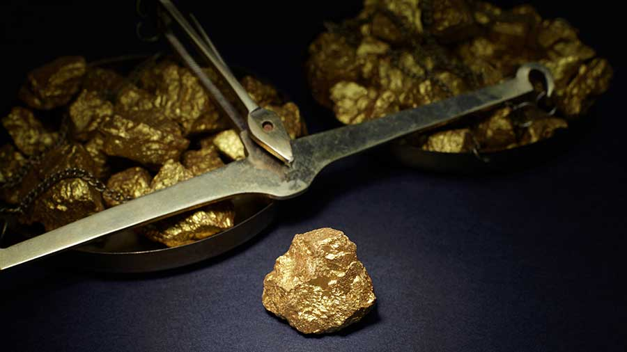 Imminent gold assay results a possible guide to resource expansion